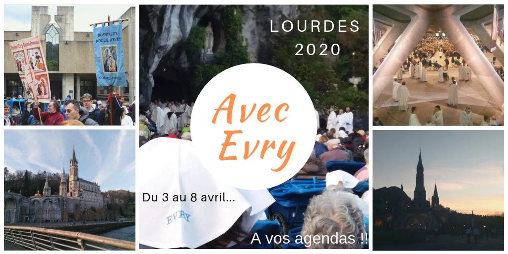 Calendrier Des Pelerinages Lourdes 2019.Pelerinage A Lourdes En Avril Essonne Ile De France